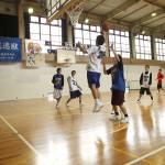 バスケットボール部男子