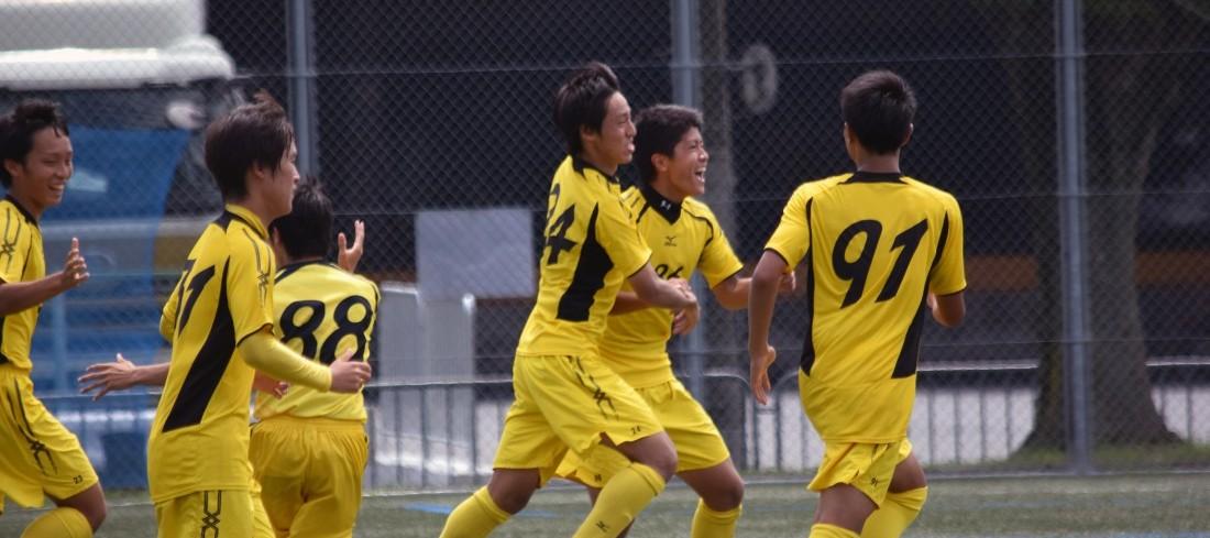 サッカーU-18トップリーグで強豪を撃破!