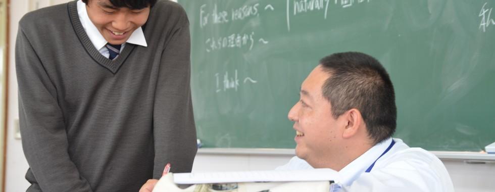 熱い授業!!